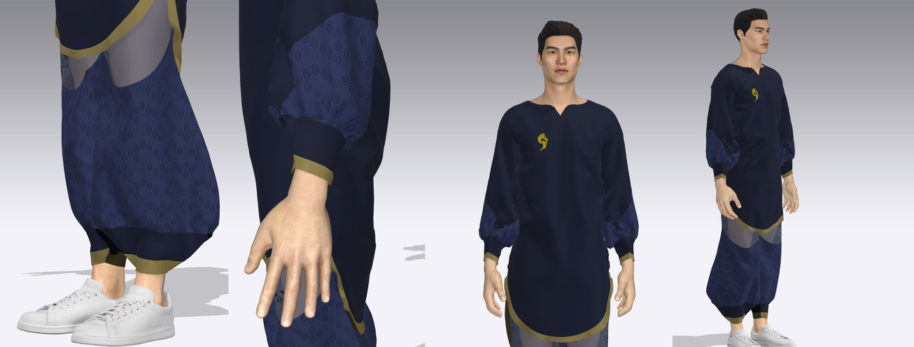 Petrichor Garment Details
