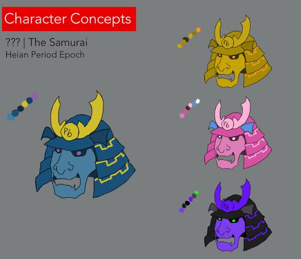 06 Samurai Styles