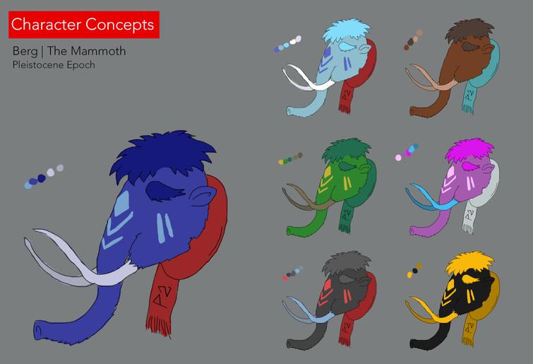 02 Mammoth Styles