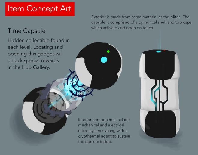 Time Capsule Concept Art