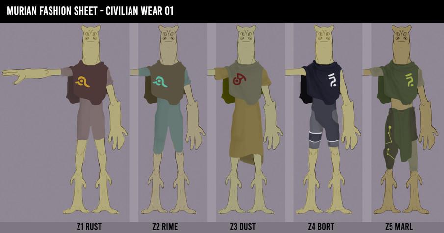Murian Fashion E