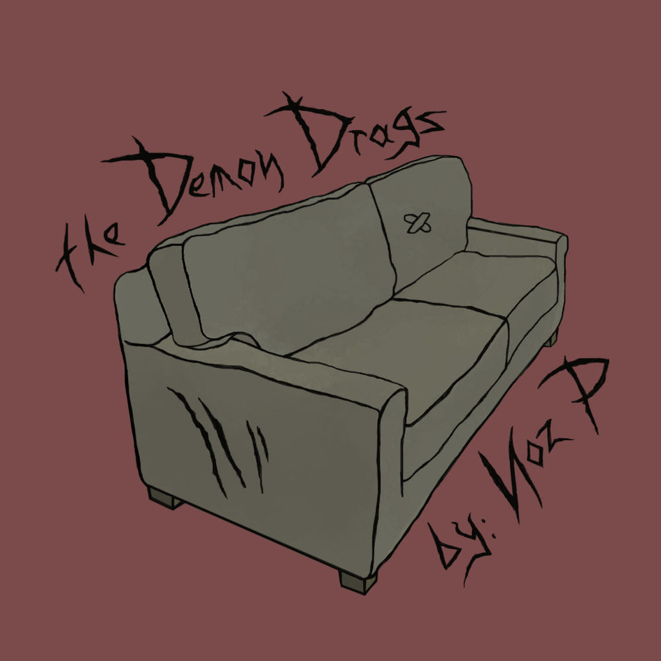 The Demon Drags Cover Art