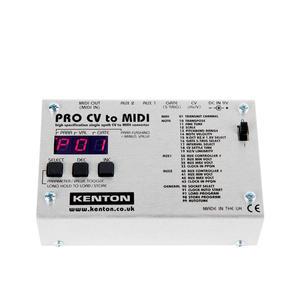 Pro-CV to MIDI