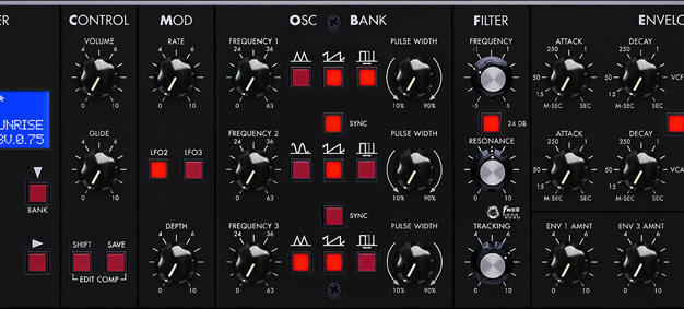 SE-1X Analog Synth