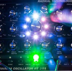 RT-311 Swarm Oscillator Video