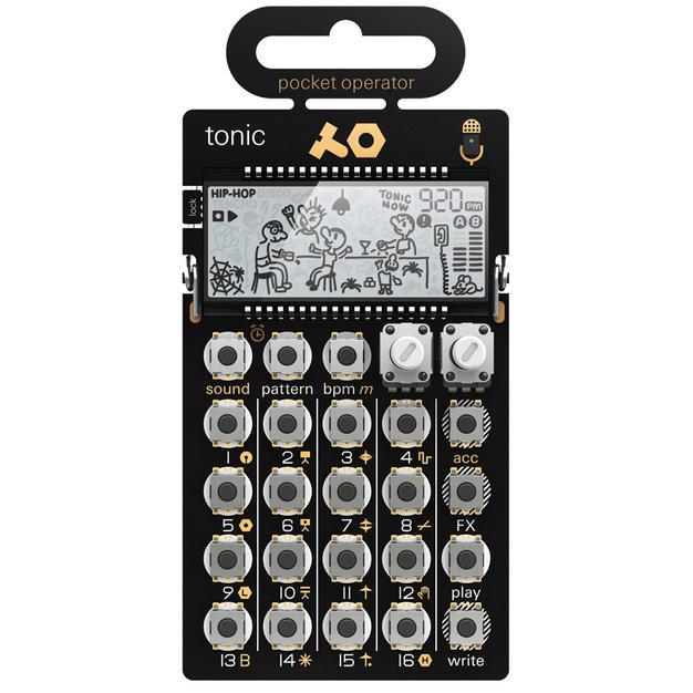 PO-32 tonic