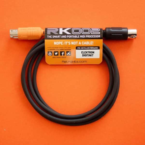 RK-002 Smart MIDI Cable