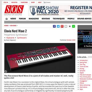 SOS Magazine Review
