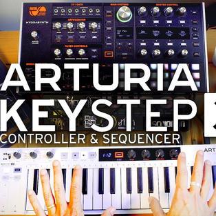 Keystep 37 Video
