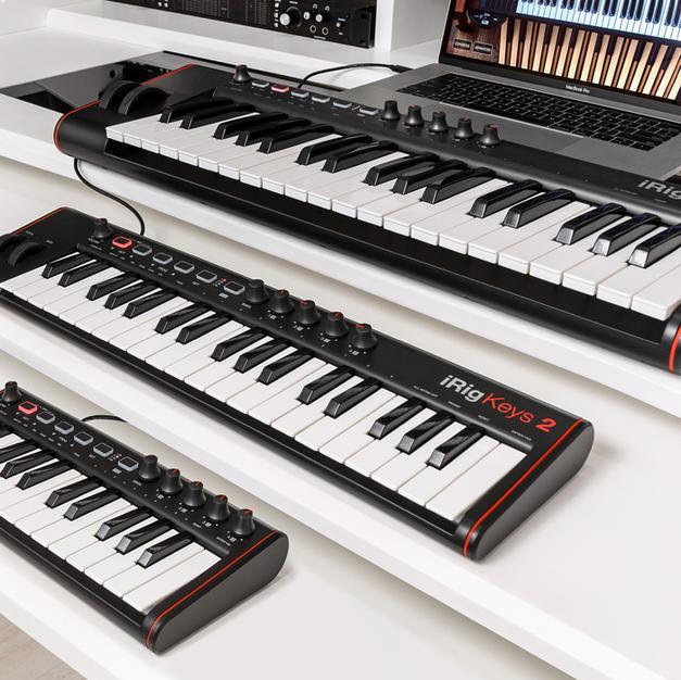 iRig Keys 2, Mini & Pr