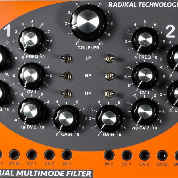 RT451 Dual Multimode Filter