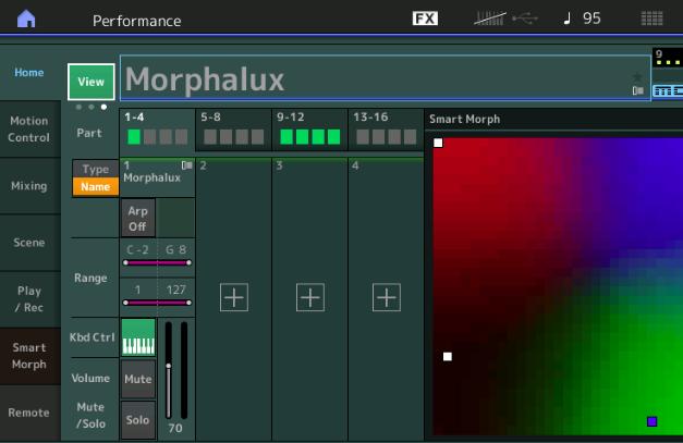 Yamaha MONTAGE OS 3.5 Features