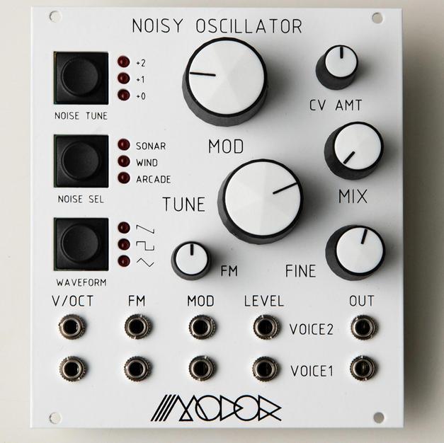 Noisy Oscillator