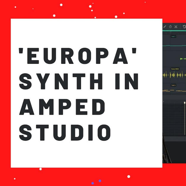 Amped Studio Europa Synth