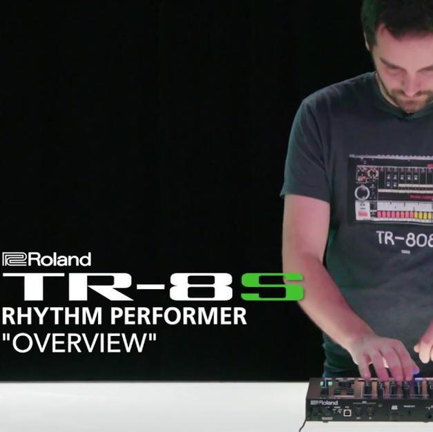 TR-8S V2.0