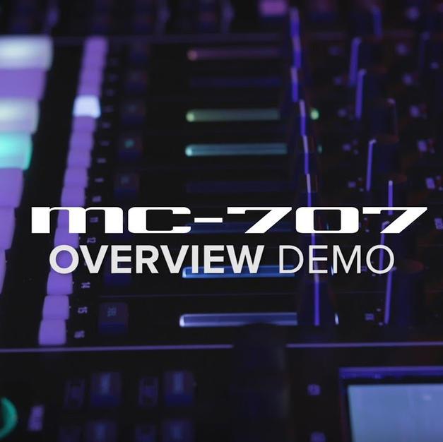 MC-707 GROOVEBOX