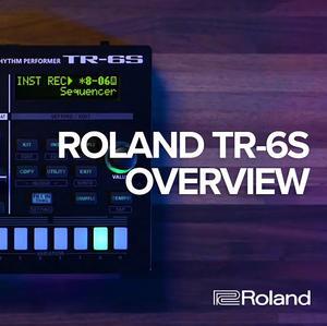 TR-6S Video