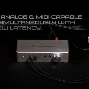 Studio MIDI & CV Video