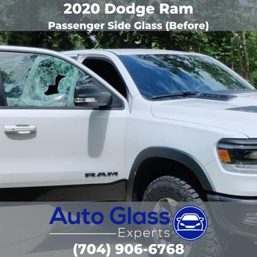Dodge Ram Before