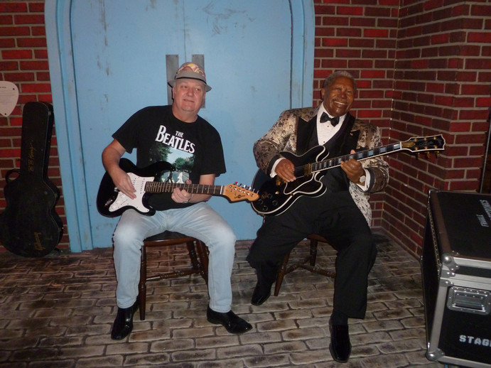 BB King and Me