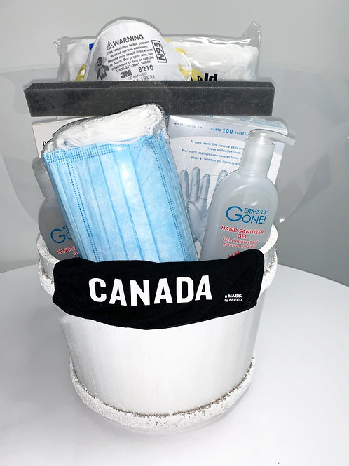 Personal Protection Gift Basket