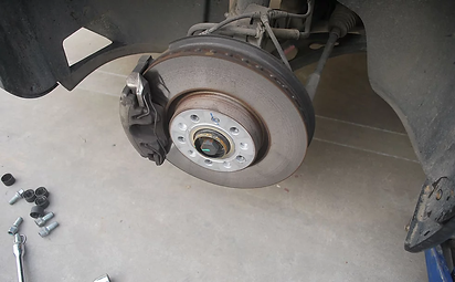 brake servicing in Brighton