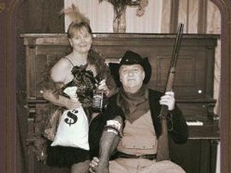 Janet And Tom Crossthwaite Wild West