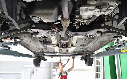 exhaust replacement