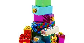 #25 | schenken - beschenken -  verschenken - wegschenken -  weiterschenken - bescheren