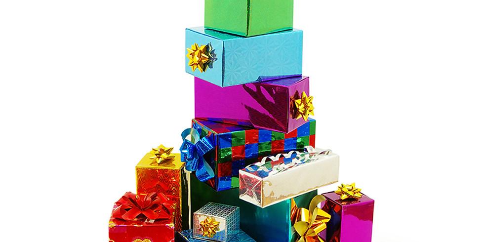 Je prépare Noël ! J'offre un chèque cadeaux