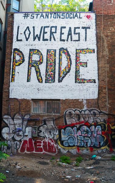 Lower East Pride