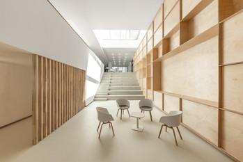 Bâtiment OMICS -  Paris
