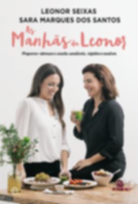 livro de culinária saudável S de Salada e Leonor Seixas As Manhãs da Leonor