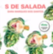 livro culinária saudável Bomby® S de Salada