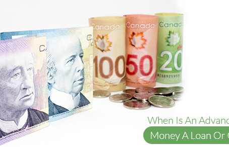When is an Advance of Money a Loan or Gift?