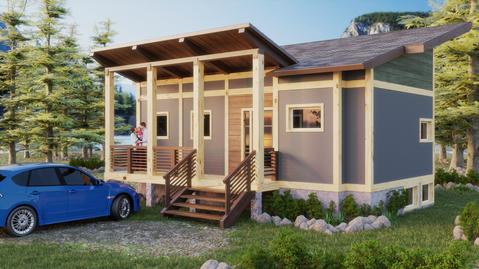 Casa de Campo - Alberta, Canadá
