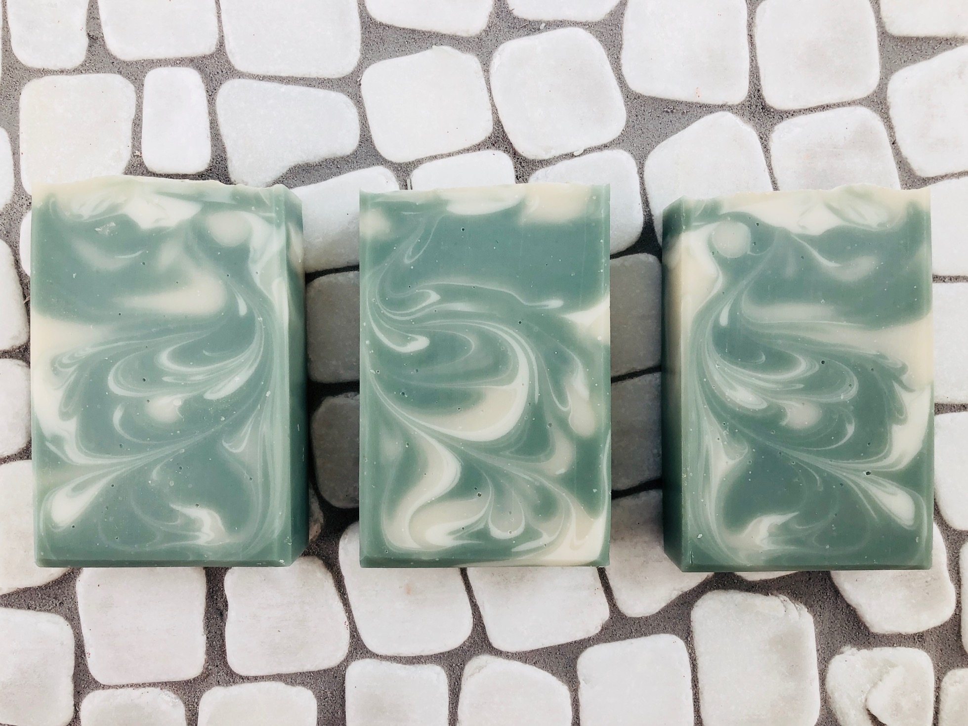 Frosty Pine Soaps
