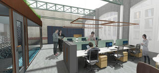 Corporate Headquarters Fit-Out
