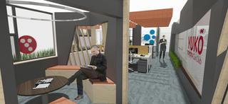 Yuko Ireland Office Fit-Out