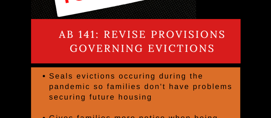 Protect Nevada Families from our Housing crisis