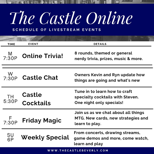 Castle Streaming Events.png