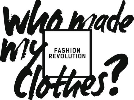 #003. Fashion Revolution, o que é?