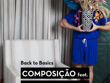 #002. Back to Basics - Composição e Lavagem