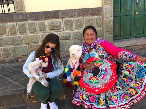 Conhecendo um pouco do Vale Sagrado dos Incas