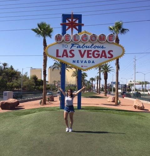 Las Vegas, que LOUCURA!