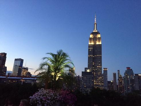 Os Rooftops que conheci em Nova York