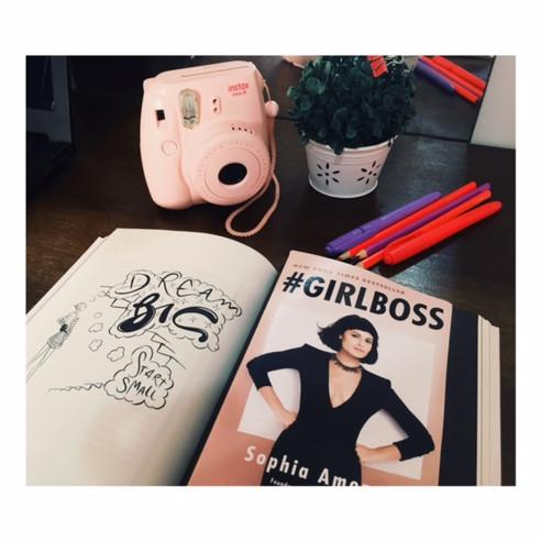 Meta da vida: ser uma #GIRLBOSS