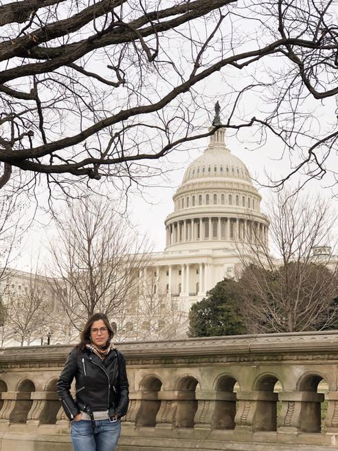 Conhecendo Washington D.C. durante uma escala