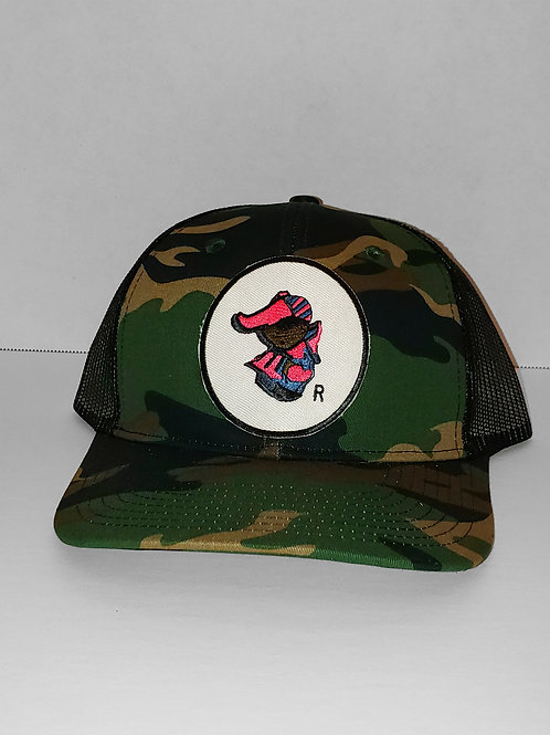 ARMY FATIGUE SNAP BACK