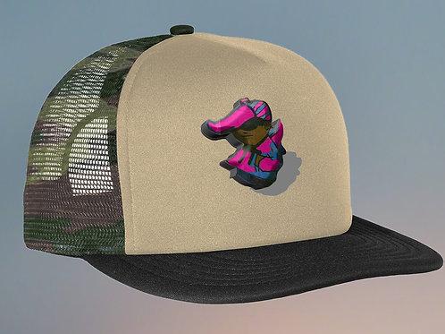 ARMY FATIGUE TRUCKER HATS
